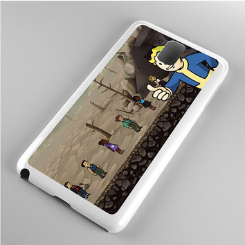 Game Fallout Shelter Note 3 Case