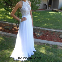 a314d0a3761c Sherri Hill High Neckline Beaded Dress from Peaches Boutique