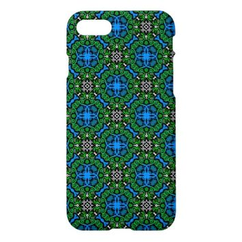 Ornamental Abstract Design iPhone 7 Case