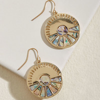 Whole New View Earrings