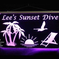 Personalized Bar Sign, Beach Sign