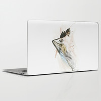 Drift Contemporary Dance Laptop & iPad Skin by Galen Valle