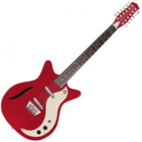 Danelectro Vintage 12-String Red Metallic