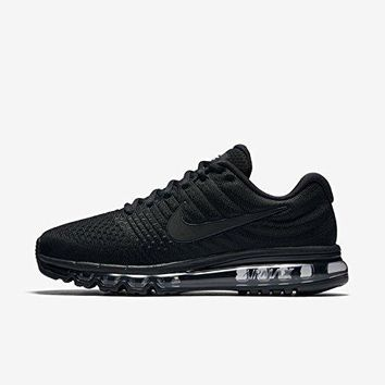 Men's Air Max 2017 Running Shoe 849559-004 (BLACK)