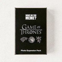 What Do You Meme Game Of Thrones Photo Expansion Pack | Urban Outfitters