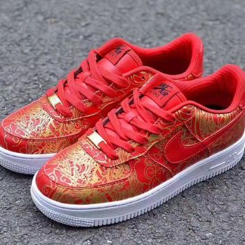 Nike Air Force 1¡°Chinese New Year¡± Basketball Sneaker
