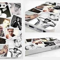 case,cover fits iPhone, iPod models>Justin Bieber,selfie,selfies,collage,tattoos