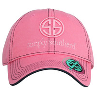 "Simply Southern ""Logo"" Hat - 3 Color Choices"