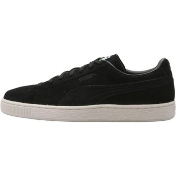 Puma Suede Classic + Modern Heritage - Black/Whisper White
