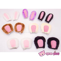 Reservation! [5 Colors Bunny/Bear] Ears Hair Clip SP151694