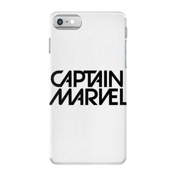 captain marvel 5 iPhone 7 Case