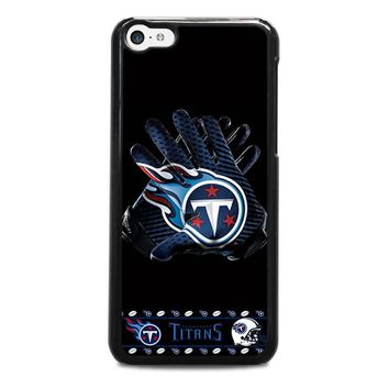 TENNESSEE TITANS FOOTBALL iPhone 5C Case Cover