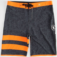 Hurley Phantom Jjf Mens Boardshorts Dark Grey  In Sizes