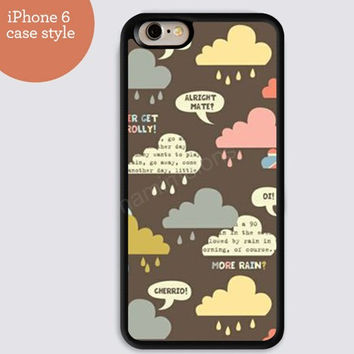 iphone 6 cover,Rainy city case cartoon iphone 6 plus,Feather IPhone 4,4s case,color IPhone 5s,vivid IPhone 5c,IPhone 5 case Waterproof 542