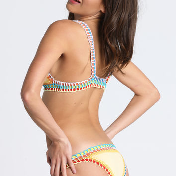 2015 Kiini Tuli Bottom in Golden Yellow with Mutli