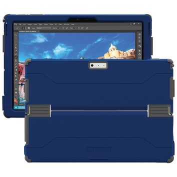 Trident(TM) Case CY-MSCARP-BL000 Microsoft(R) Surface(TM) Pro 4 Cyclops(TM) Series Case (Blue)