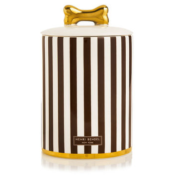 Henri Bendel Treat Jar
