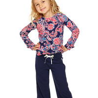 Lilly Pulitzer Girls Mini Kingsley Pullover