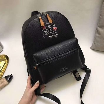 Coach Disney Limited Edition bag Mickey backpack