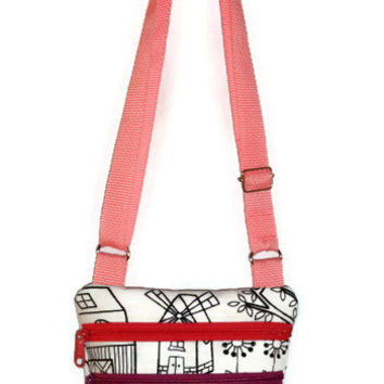 Color Me Bag, Childrens Purse, Messenger Bag, Sling Bag, Girls Purse, Kids Bag, Bag, Kids Satchel, Kids Knapsack, Crossbody Bag, Purse