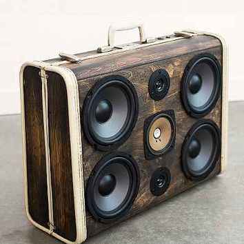 BoomCase Loud Walnut Speaker - Urban Outfitters