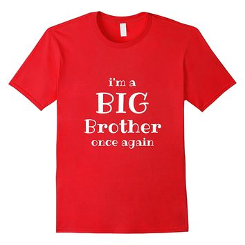 Funny Big Brother Once Again Gift Tee