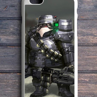 Pug Metal iPhone 5C Case