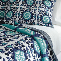 Barcelona Quilt and Sham