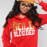 The Gold Blooded Hoody