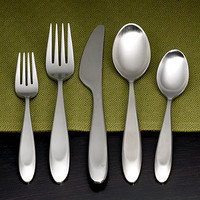 Slate Flatware Collection, Sets of 4 | Flatware| Kitchen & Dining | World Market