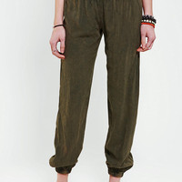 Staring At Stars Acid-Wash Lounge Pant