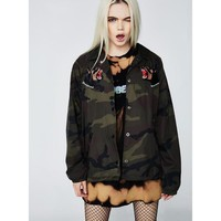 Off The Chain Coach Jacket