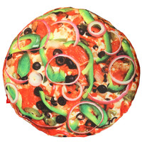 PIZZA YUMMY PILLOW