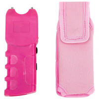 Maxam® 300,000V Stun Gun and Flashlight with Polyester Sheath