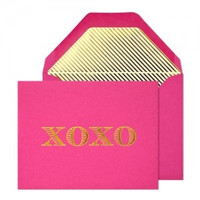 Escorial XOXO Notecard Set