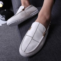 Men's Fashion Breathable Moccasins