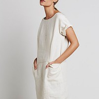 Free People Womens Endless Shore Dress