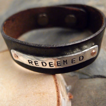 Personalized Christian Jewelry For Men, Bible Verse Jewelry
