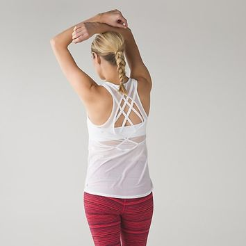 tranquil tank | no support tank tops | lululemon athletica