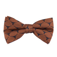Texas Longhorns NCAA Bow Tie (Repeat)