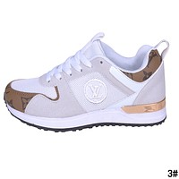 Louis Vuitton LV Popular Women Men Casual Shoes Sneakers 3#
