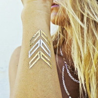 Flash Tattoos Temporary Tattoo Packet