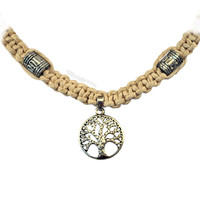 Hemp Tree of Life Necklace on Sale for $9.99 at HippieShop.com