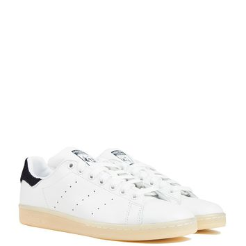 Adidas Stan Smith Sneakers in White Navy