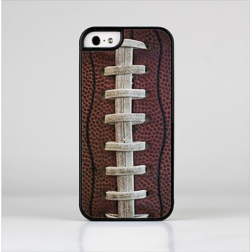 The Football Laced Skin-Sert for the Apple iPhone 5-5s Skin-Sert Case