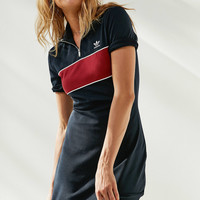 adidas Originals Zip-Front T-shirt Dress | Urban Outfitters