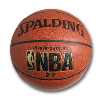 Spalding Brown IndoorOutdoor Basketball
