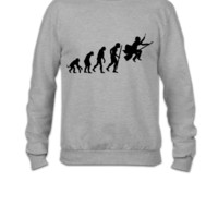 harry potter evolution - Crewneck Sweatshirt