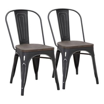 Oregon Chair - Set of 2
