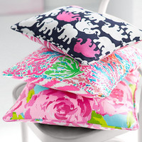 Lilly Pulitzer® Let's Cha-Cha Canvas Pillow Cover